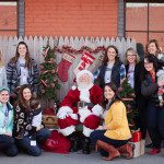 2nd Annual Breakfast with Santa {Recap!}