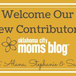 New Contributors! Meet Alana, Stephanie and Sandy!