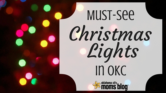 The BEST Christmas Lights in OKC