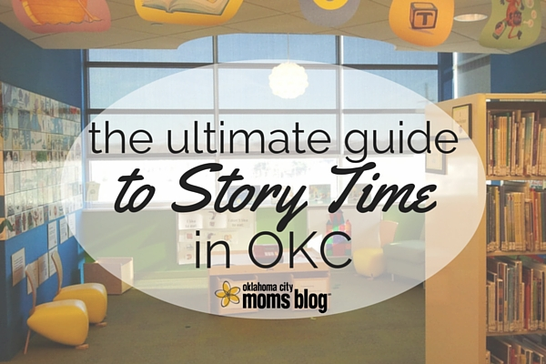 story time in okc
