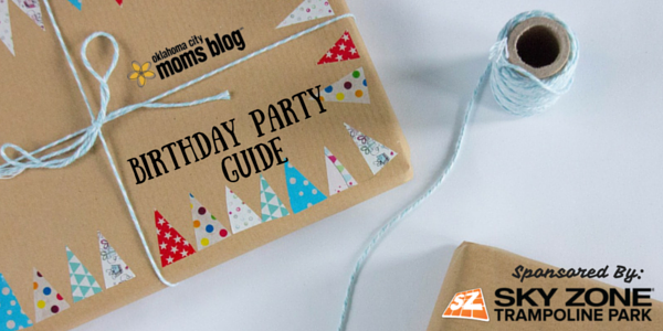 Ultimate OKC Birthday Party Guide