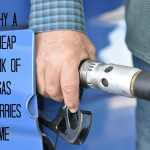 Why A Cheap Tank of Gas Worries Me