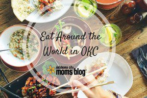 Eat Around The World in OKC
