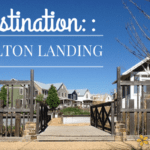 Destination:: Carlton Landing {Sponsored}
