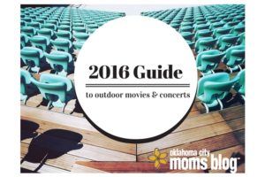 2016 OUtdoor Movies and Concerts
