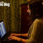 My Wife The Blogger {Father's Day Series}
