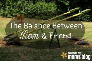 Balance Mom Friend