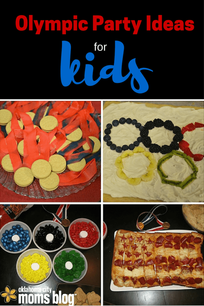 Olympic Party Ideas for