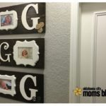 DIY: Photo Décor with Initials
