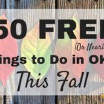 50 Free (or Nearly Free) Things to Do in OKC This Fall