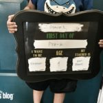 DIY Back to School Sign {Free Printable!}
