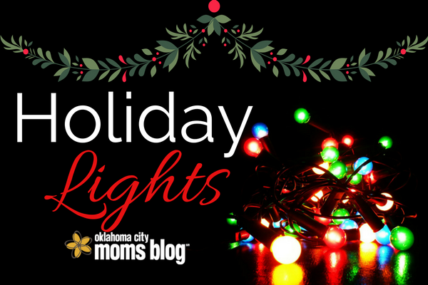 Okc Christmas Events.Christmas Lights In Around Okc