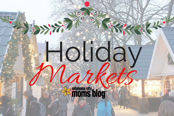 Okc Christmas Events.Holiday Markets In And Around Okc
