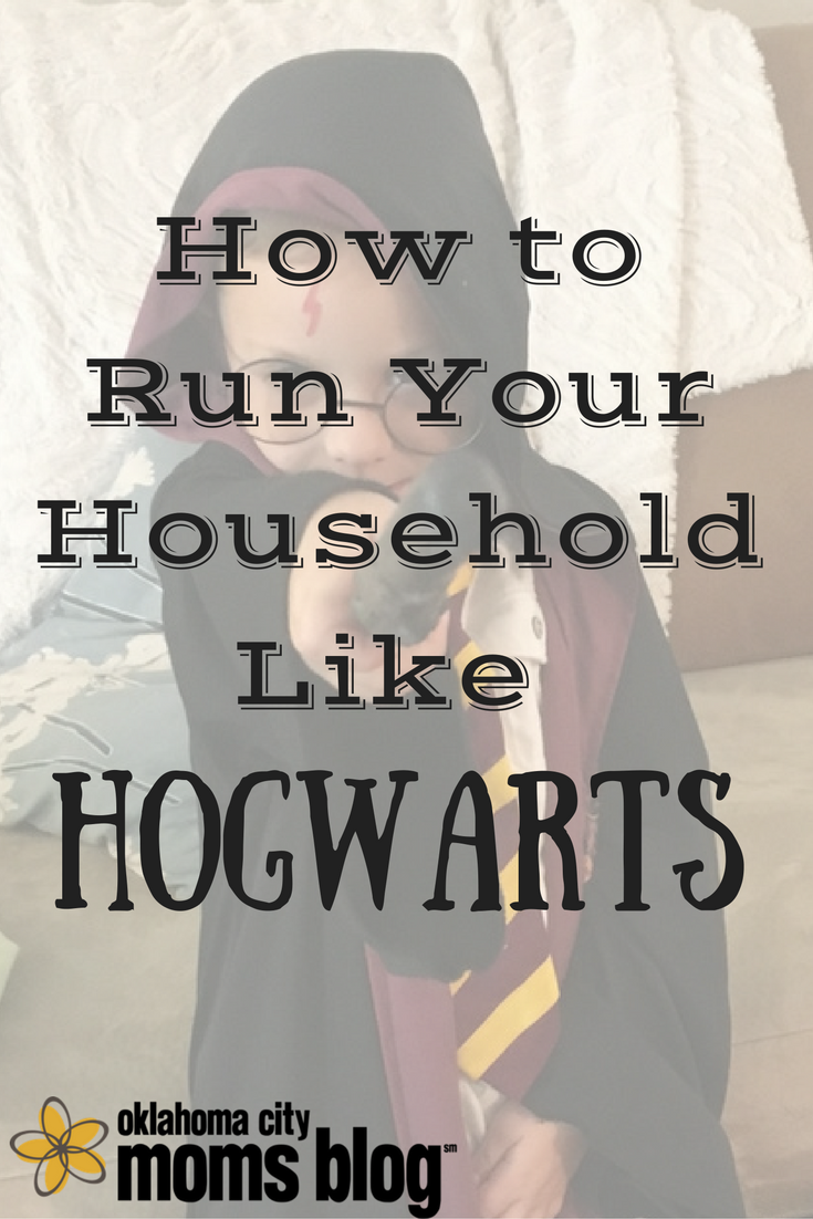 How to run a household