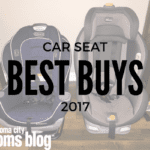 Car Seat Best Buys For 2017