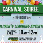{FREE Event} Carnival Soiree at Children's Learning Adventure – Oklahoma City