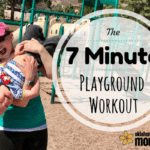The 7 Minute Playground Workout