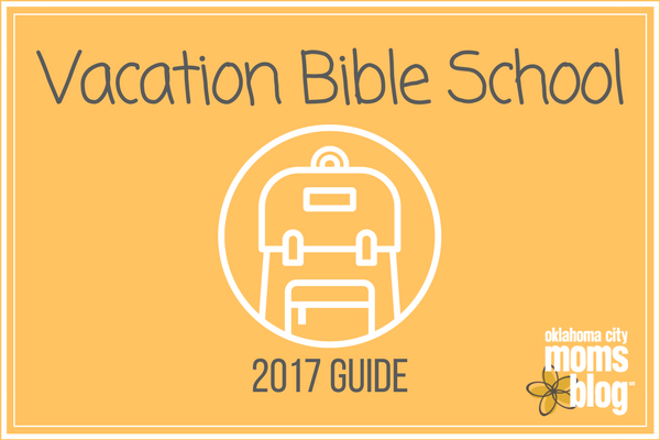 vacation bible school okc guide 2017