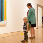 Why Babies and Toddlers Belong at Art Museums