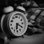 I'll miss a lot of things but I WON'T miss bedtime