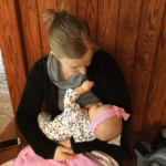 Breastfeeding a Skinny Baby