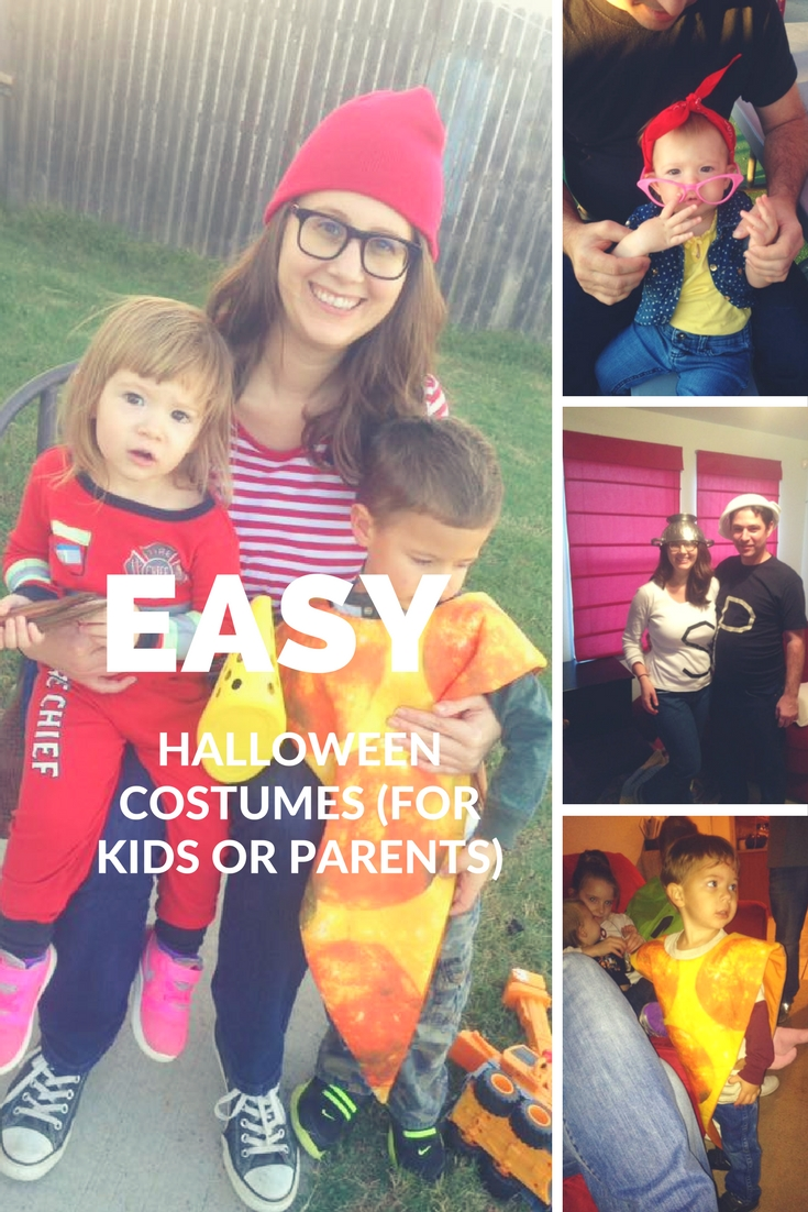 easy halloween costume ideas for kids or parents - Halloween Stores Oklahoma City