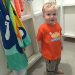 Just Keep Swimming… at Goldfish Swim School