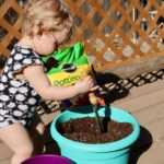 5 Ways to Have Fun With Toddlers in the Garden