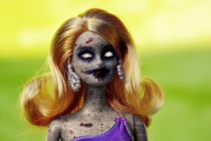 Menopause Made Me a Zombie Mom from OKC Moms Blog