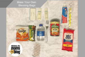 Make Your Own Blessing Bags