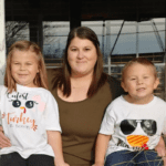 Mom of the Month: Amber White {December 2018}