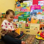 "Simple Ways to Make Books Part of Your Child's ""Play"""