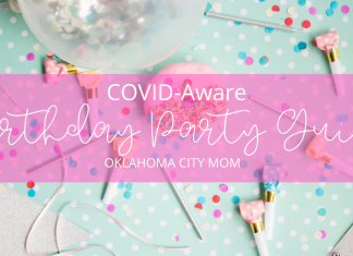 COVID-Aware Birthday Party in OKC